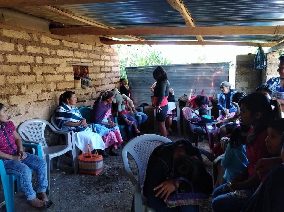 Familia de mujer asesinada en Jalapa