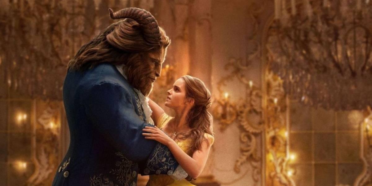 La Bella y la Bestia fue el filme más taquillero a nivel mundial de 2017