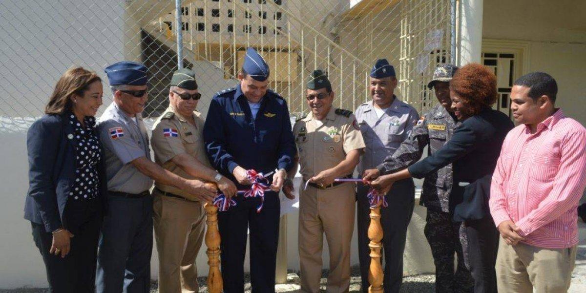 Dirección de Prisiones inaugura oficinas para internos de La Victoria