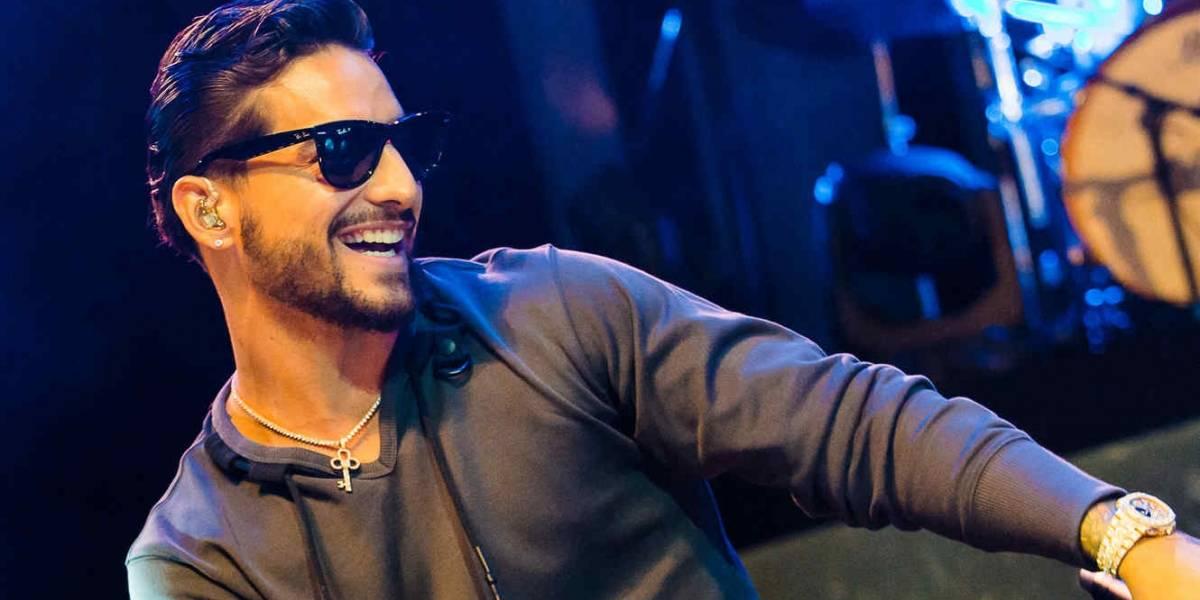 Maluma se convierte en 'El rey' al ritmo de mariachi y música urbana
