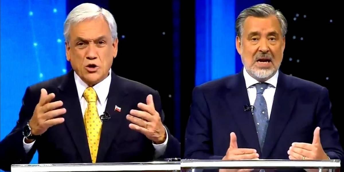 Los candidatos y los matinales de TV: todos ganaron