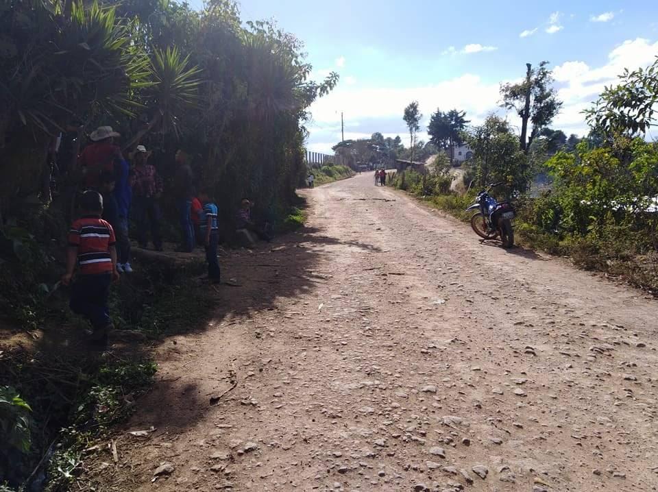 Mujer asesinada en Jalapa