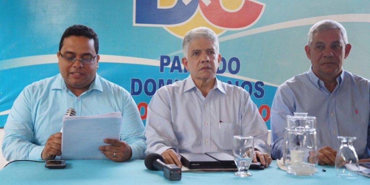 Partido Dominicanos por el Cambio dice doble sueldo desaparece como arte de magia