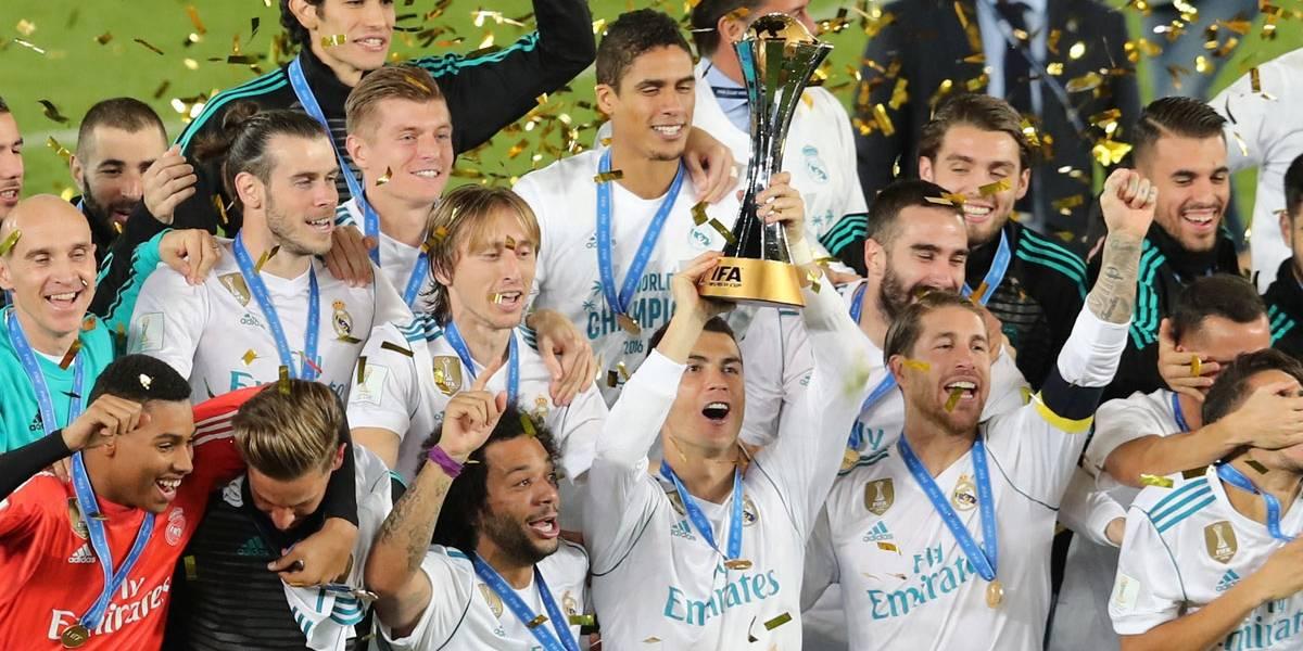 Cristiano Ronaldo decide, Real Madrid vence o Grêmio e conquista o Mundial