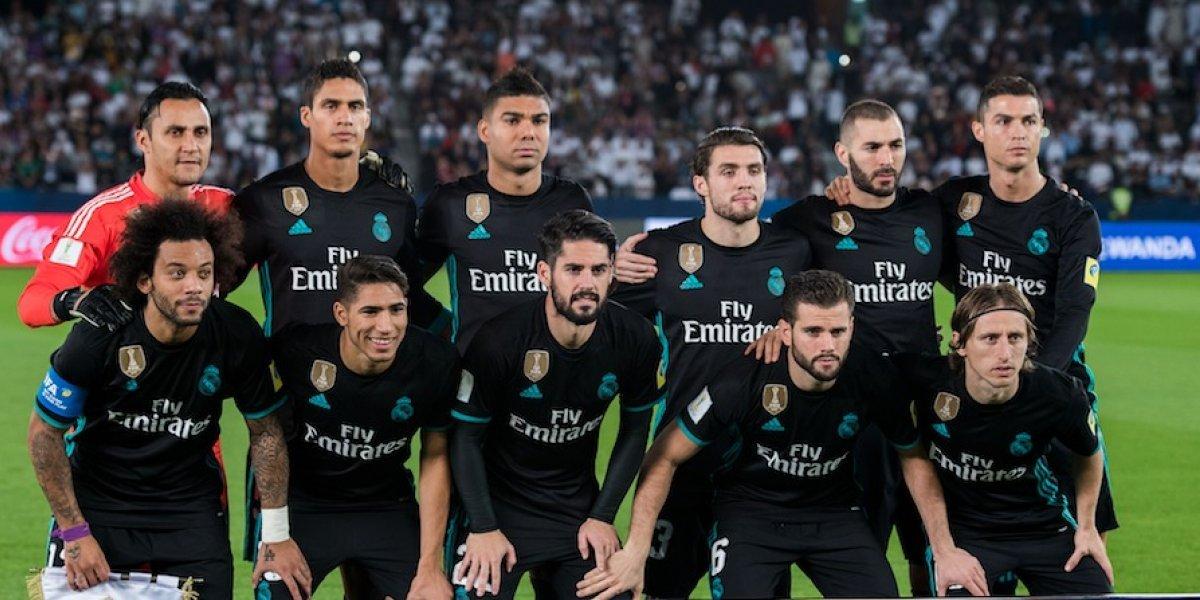 Real Madrid se proclama campeón del Mundial de Clubes