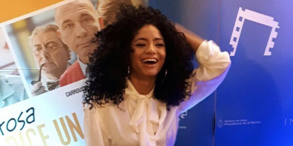 Bailarina panameña aseguró tener relaciones con jugador argentino