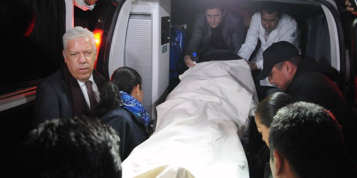 Elba Esther Gordillo sale del hospital para cumplir prisión domiciliaria