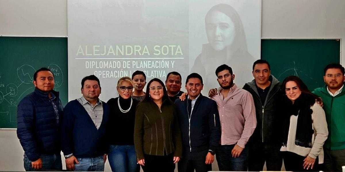 Regresa Alejandra Sota al ITAM a dar conferencia