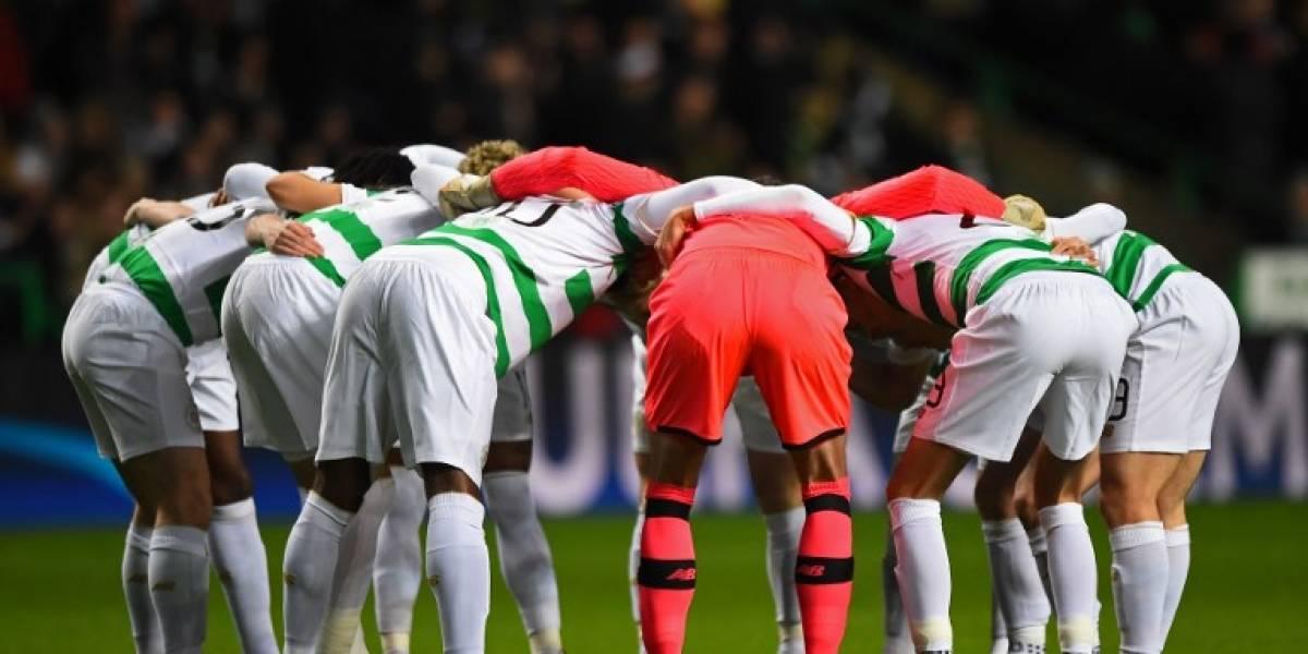 Celtic le puso fin a una extraordinaria racha de sesenta y nueve partidos sin perder en la liga de Escocia