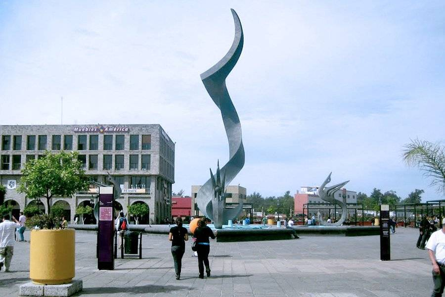 Las esculturas más raras de Guadalajara y su significado