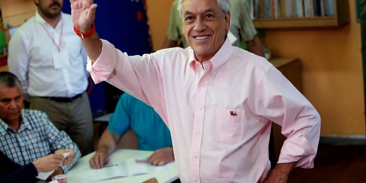 Bachelet felicita a Sebastián Piñera tras ganar la Presidencia de Chile
