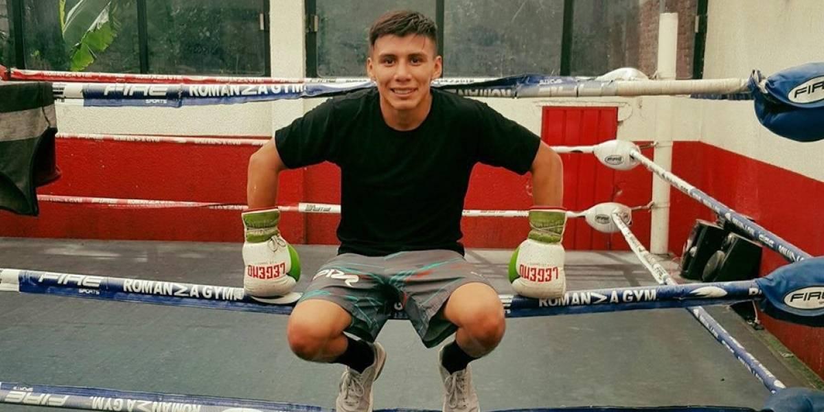 """Boxeador """"Chihuas"""" Rodríguez cierra el año con triunfo en Cancún"""