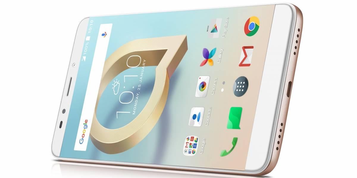 Alcatel presenta dos nuevos smartphone de gama alta en México