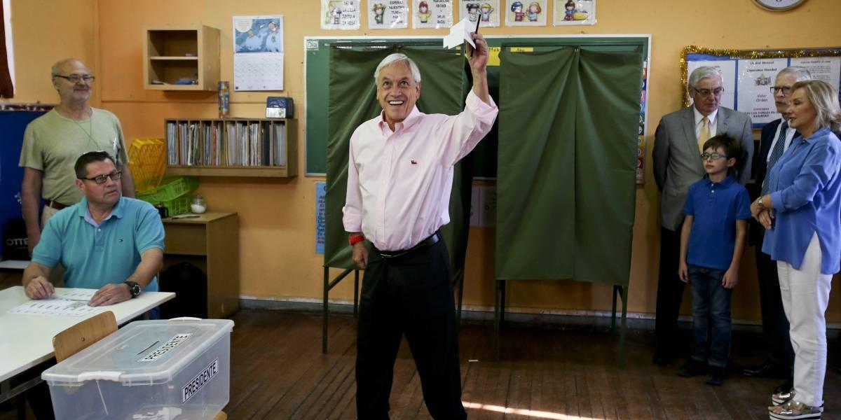 Reeligen a Sebastián Piñera como presidente de Chile