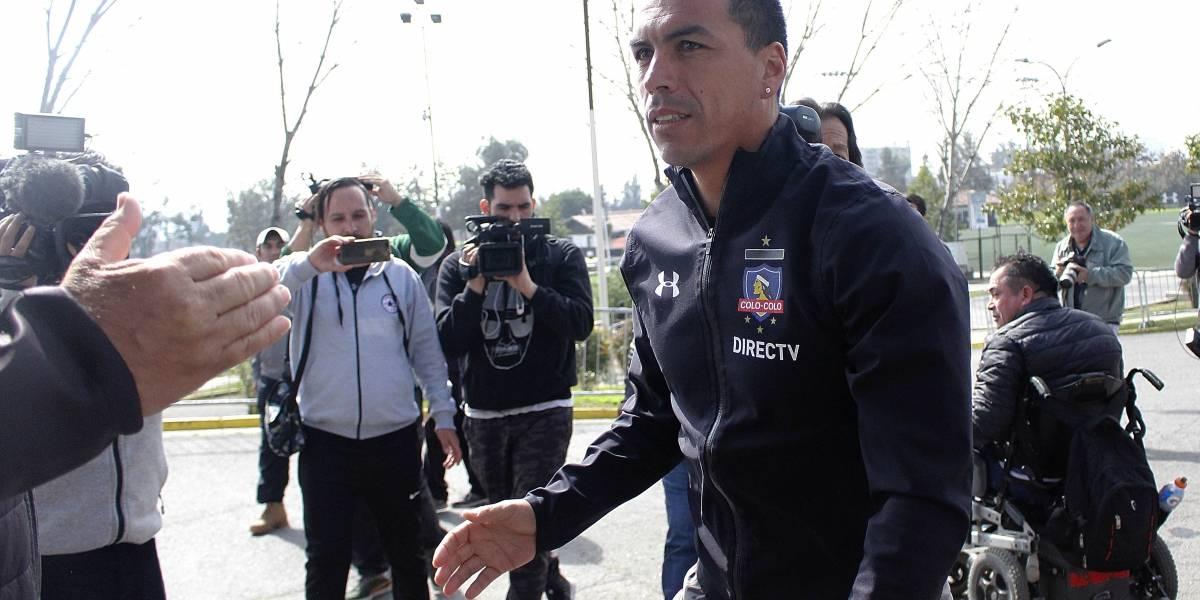 Esteban Paredes llega para ejercer como vocal de mesa en segunda vuelta