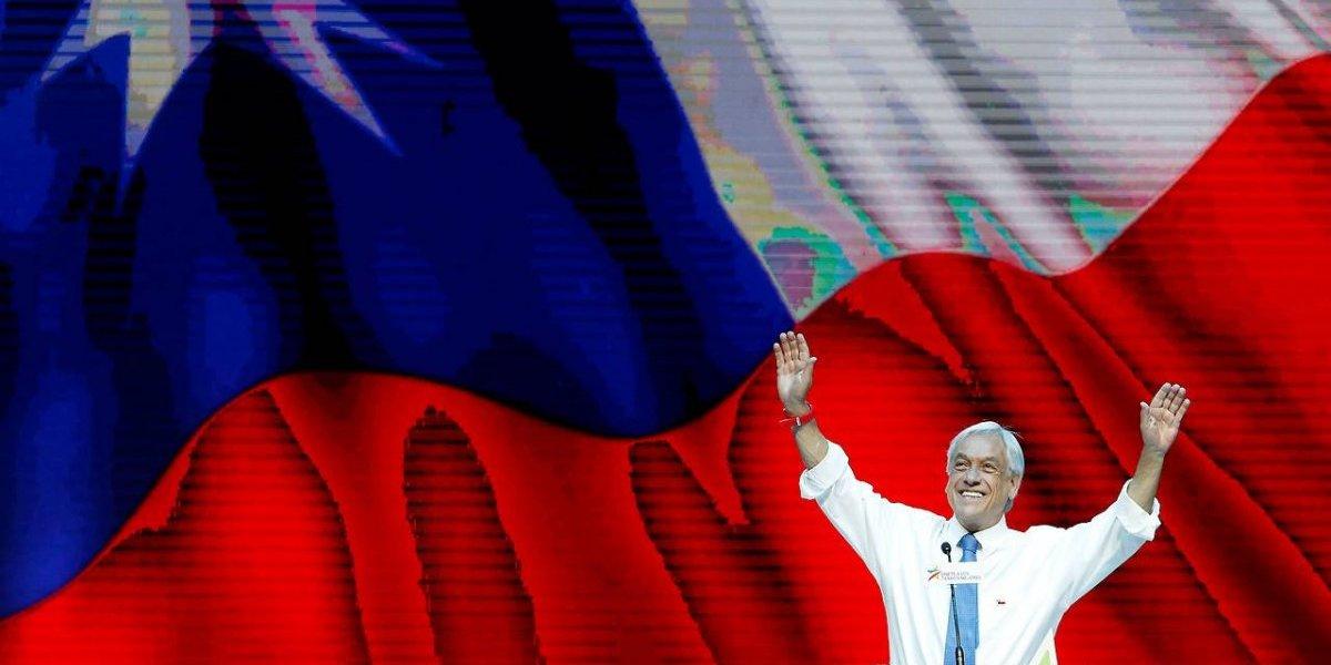 Más fácil de lo esperado: Sebastián Piñera, Presidente de la República