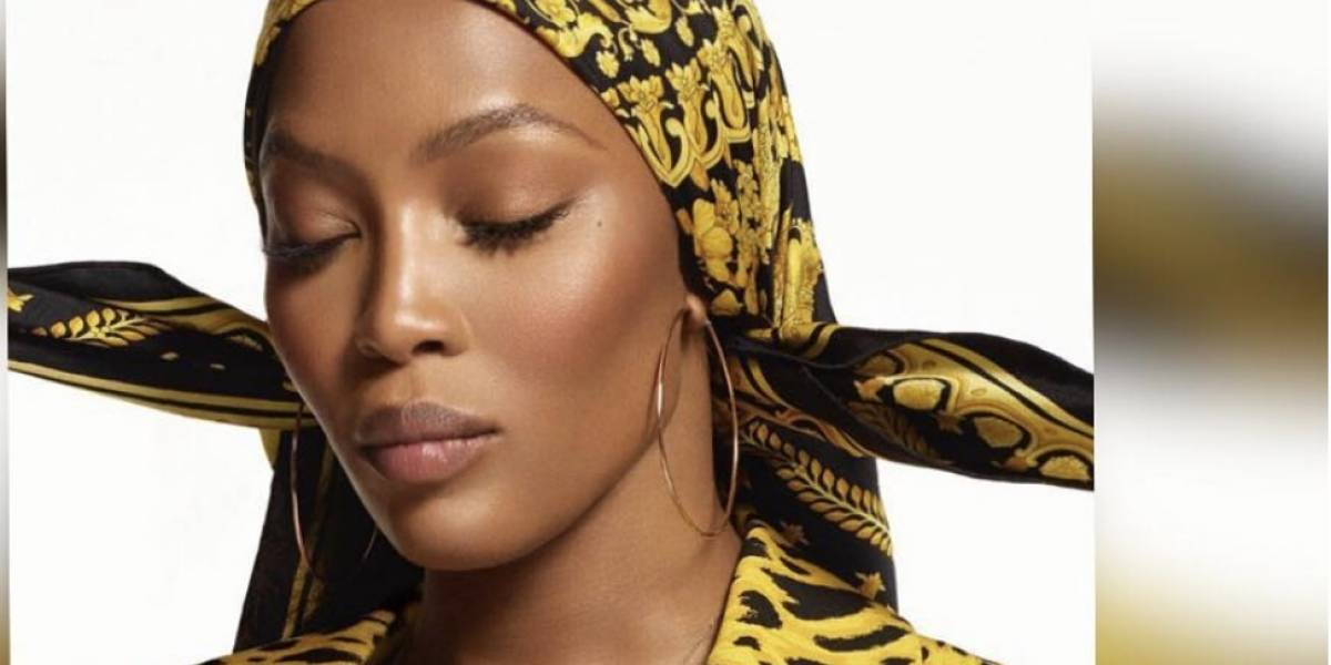 La enfermedad contra la que batalla la modelo Naomi Campbell