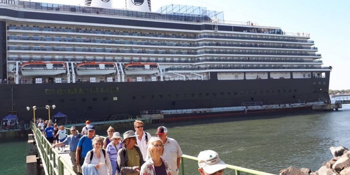 Más de tres mil cruceristas llegan al país esta semana