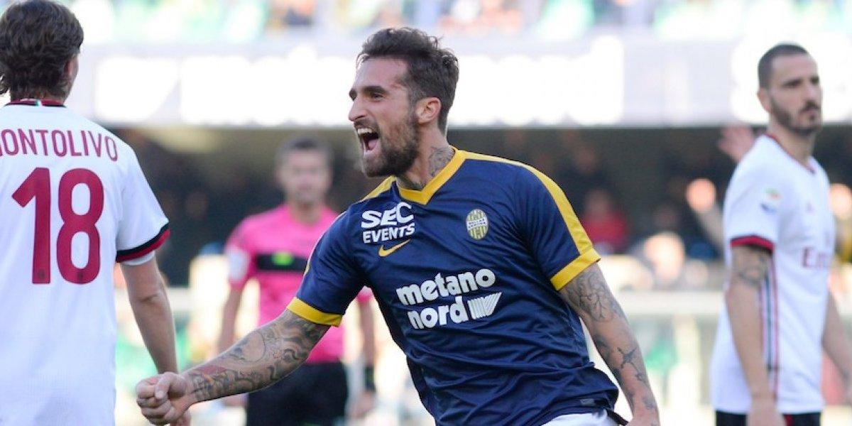 Verona sorprende tras imponer localía y golear al Milan