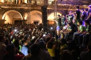 Festejo de Antigua GFC