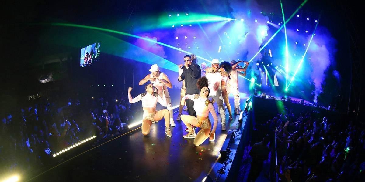 """Daddy Yankee vuelve a demostrar que es el """"Big Boss"""" de la música urbana en RD"""