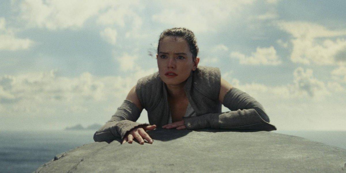 """Daisy Ridley: """"Rey ahora tiene la oportunidad de hacer preguntas sobre todo"""""""
