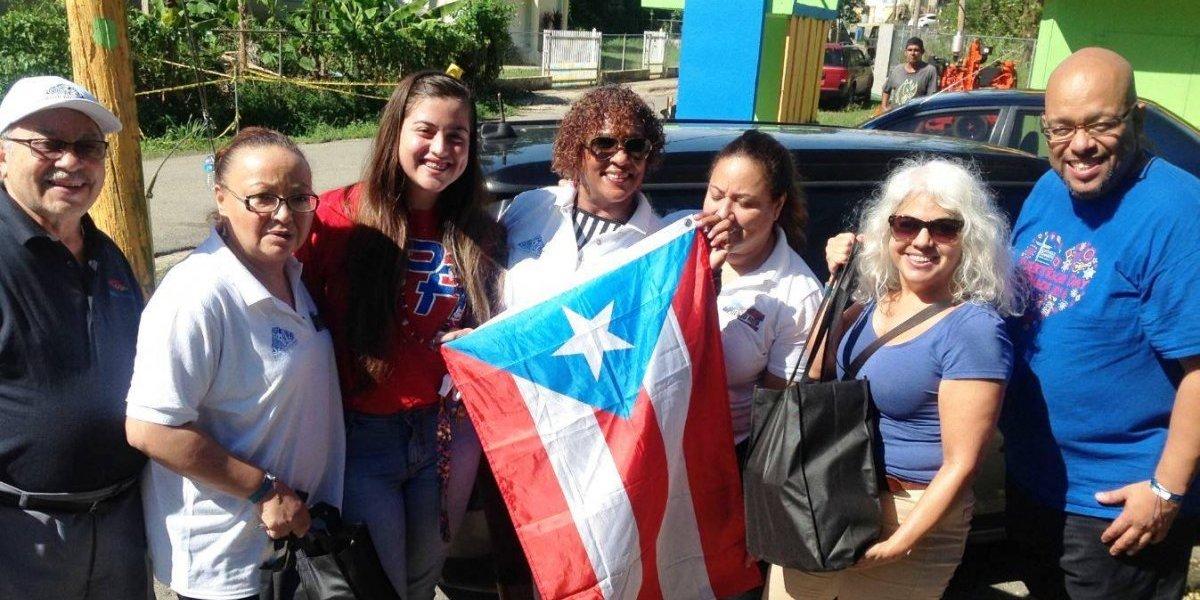 La diáspora de Nueva York trae ayuda a los más necesitados