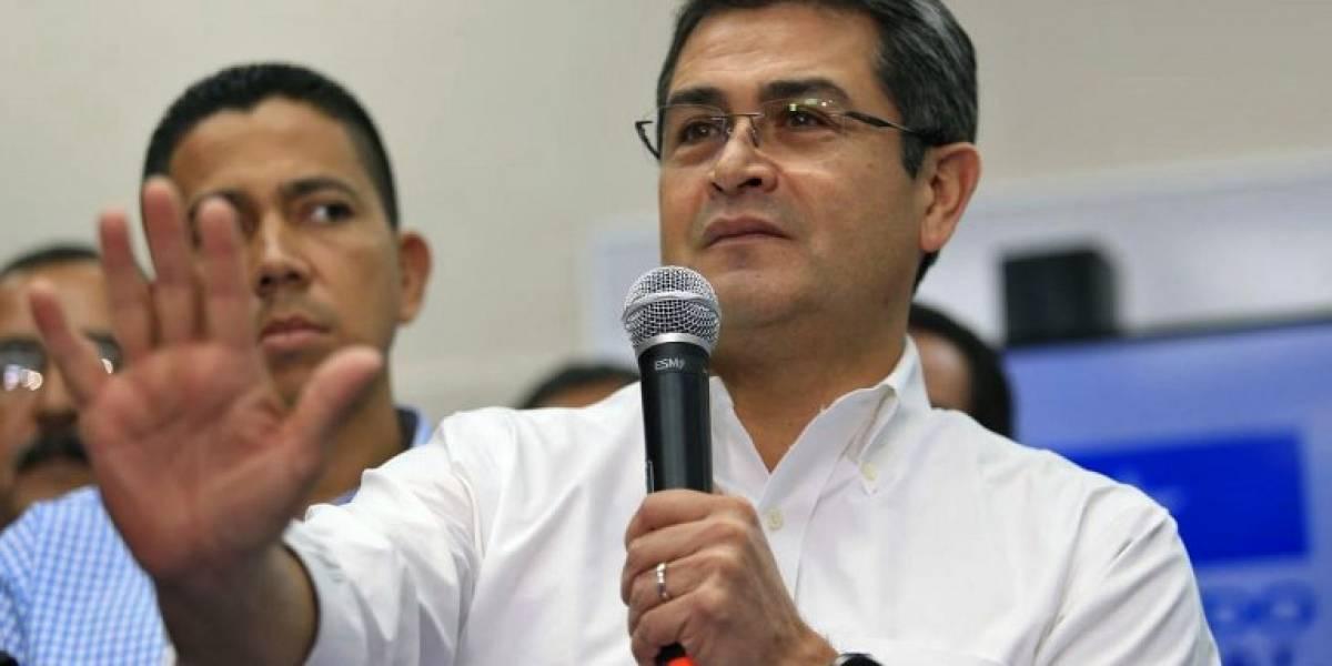 TSE Honduras declara a Hernández ganador de elecciones