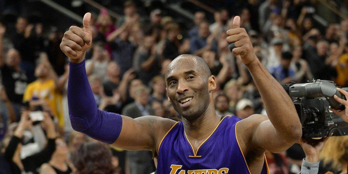 Los Lakers retirarán hoy la camiseta de Kobe Bryant