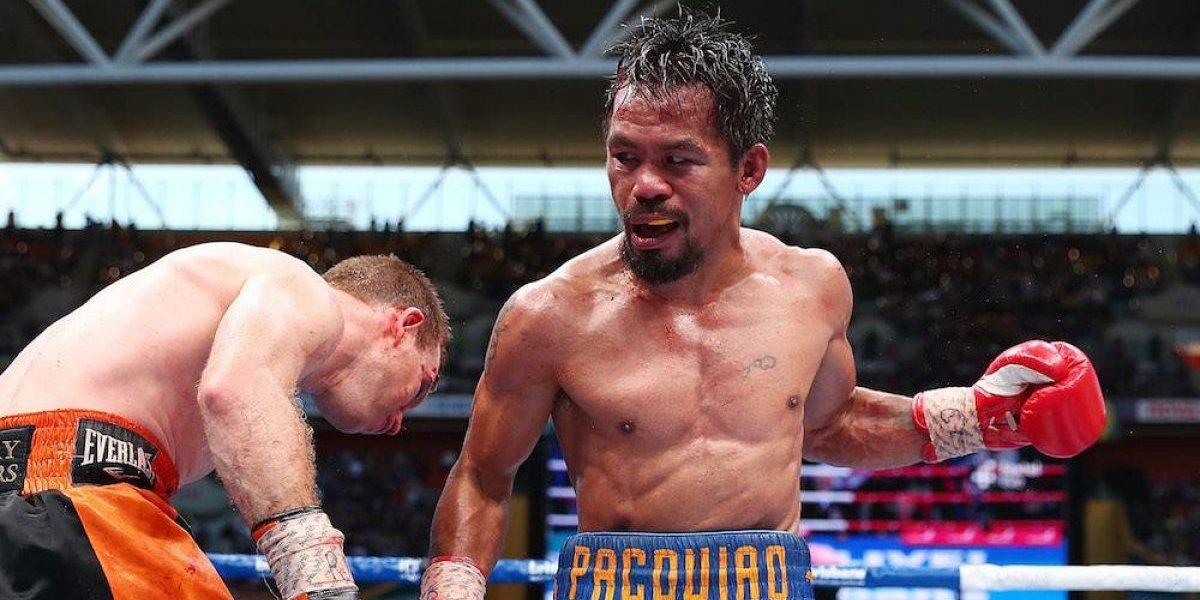 VOTA: ¿Cuál es el mejor KO que Manny Pacquiao ha propinado?