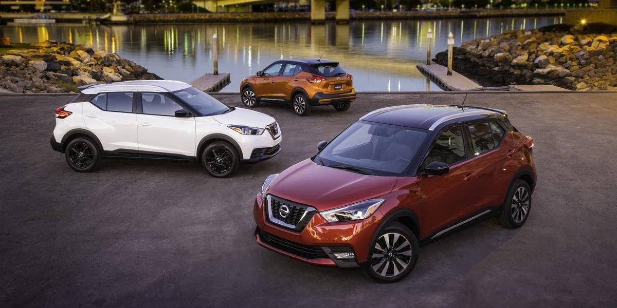 Nissan debuta Kicks, su nueva SUV en Los Ángeles