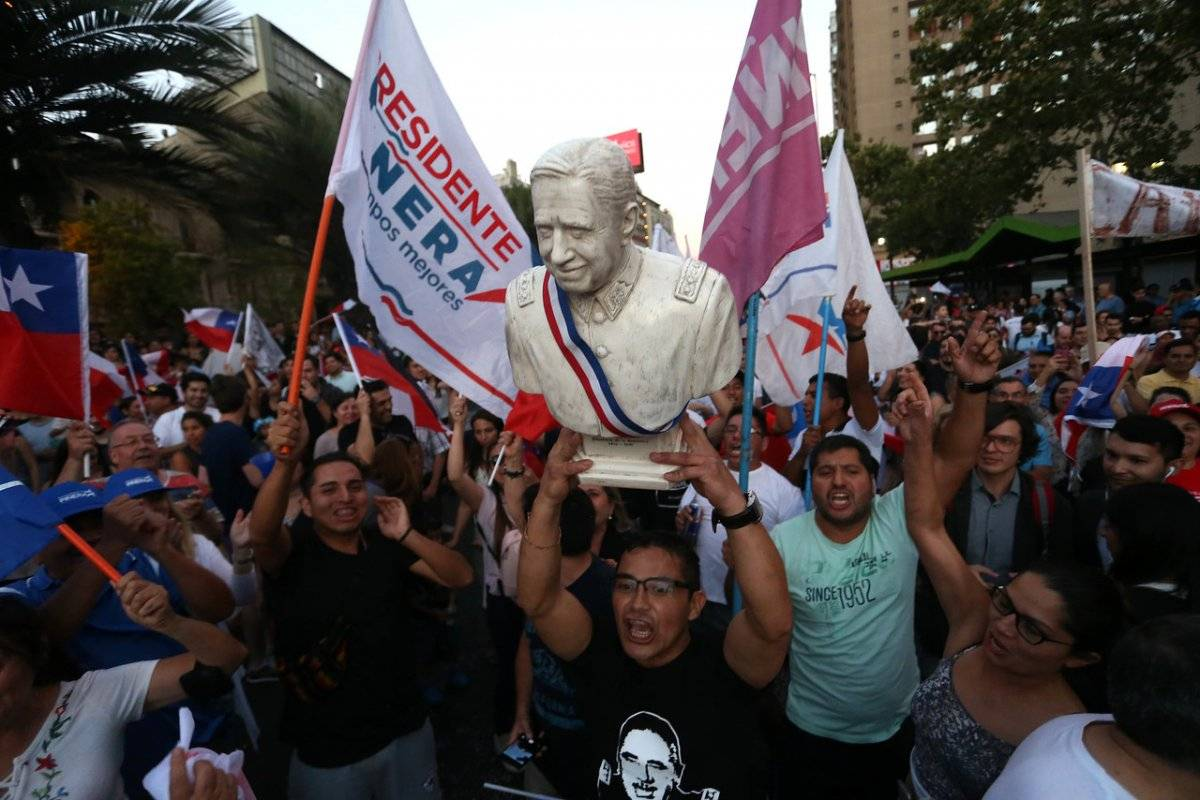 Pinochet y Piñera