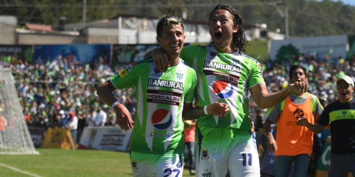 ¡Antigua GFC es elcampeón del Torneo Apertura 2017!
