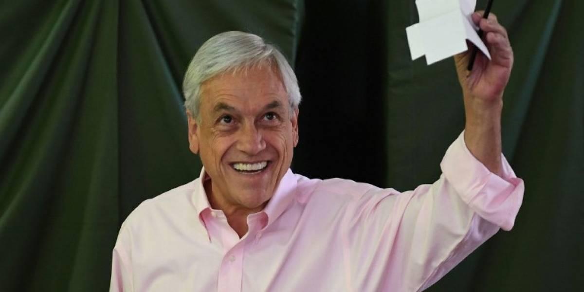 Sebastián Piñera nuevo presidente de Chile