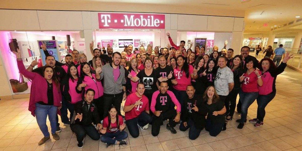 T-Mobile abre nueva tienda en Plaza Las Américas
