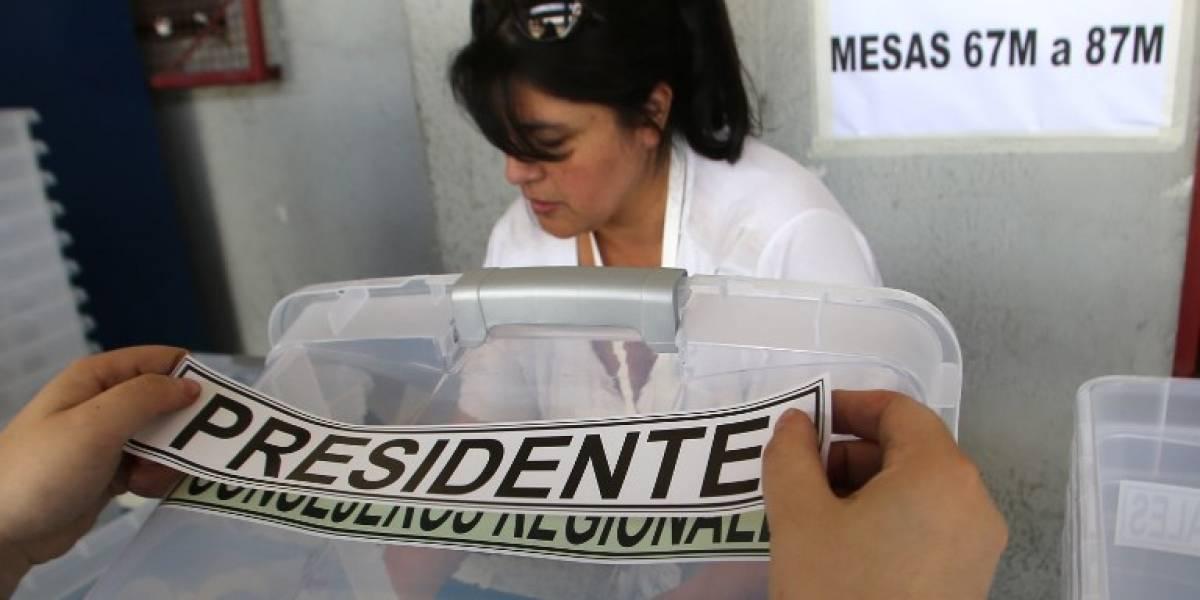 Izquierda y derecha se disputan en un reñido balotaje la presidencia de Chile
