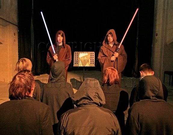 La Iglesia de los Jedi