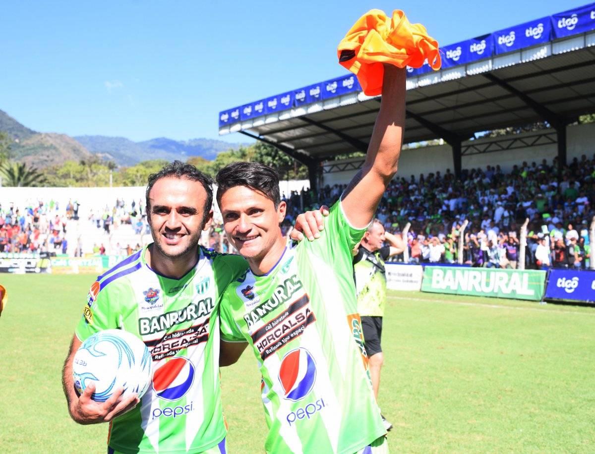 Contreras y Arreola ha jugado juntos por muchos años.