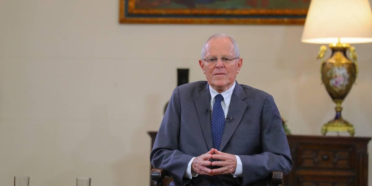 Presidente do Peru diz que ganhou 'algum dinheiro' com a Odebrecht