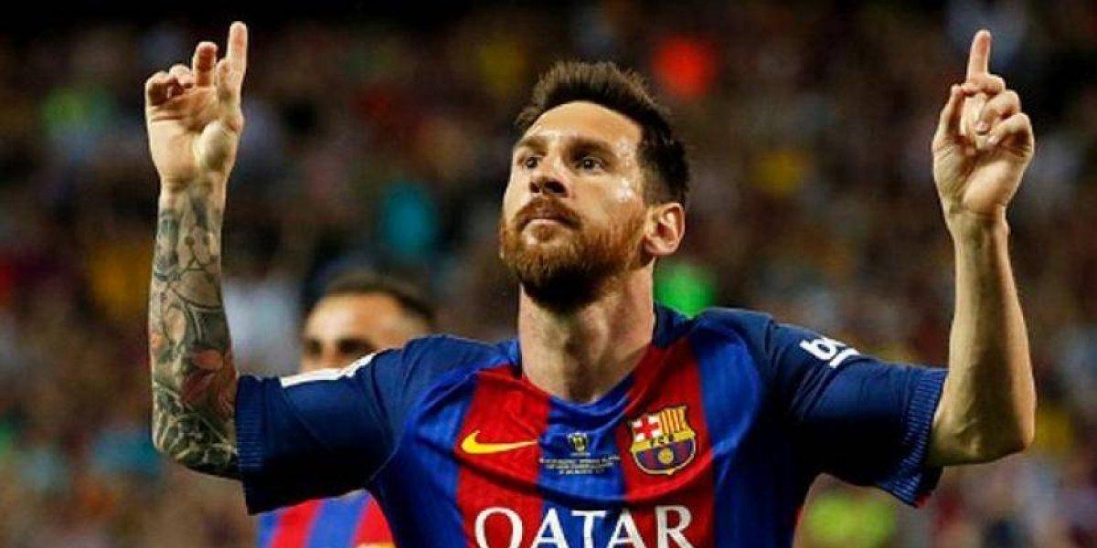 """Messi: """"Mi objetivo no son lo premios individuales, sino lograr títulos"""""""