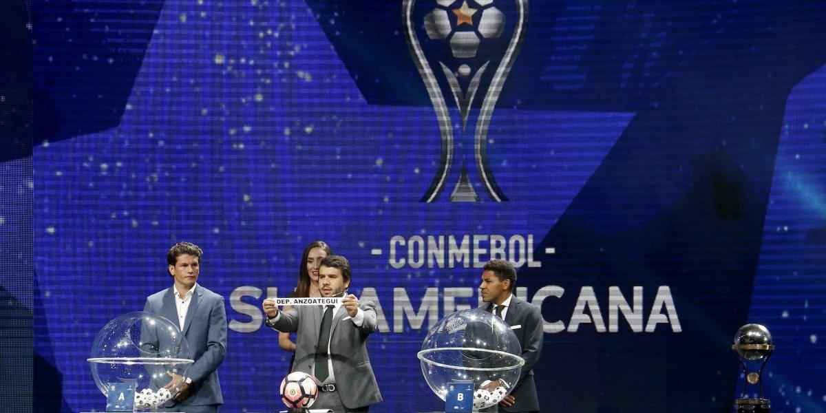 Los rivales más peligrosos para los colombianos en la Copa Sudamericana