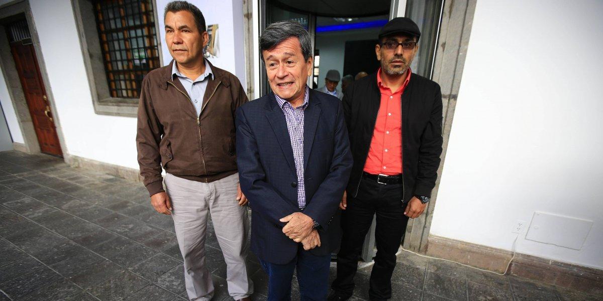 Gobierno dreitera voluntad de mantener los diálogos con el Eln
