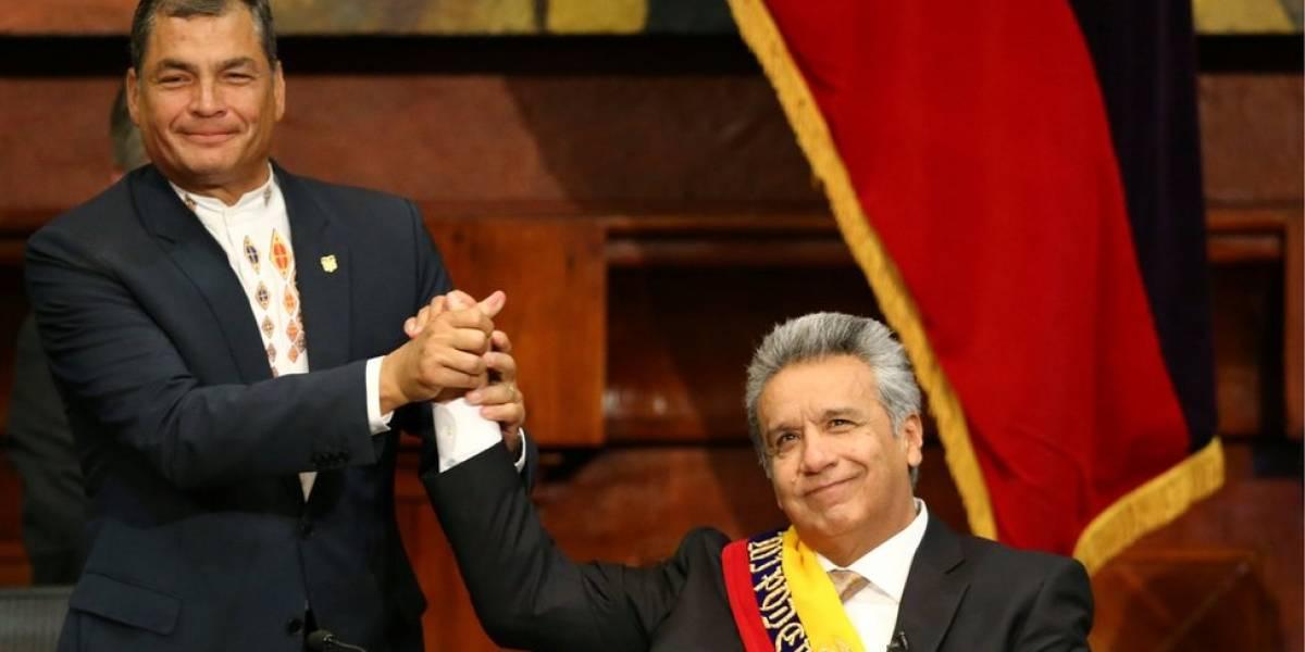 Correa podría estar ganando la batalla en redes sociales, pero no la guerra electoral