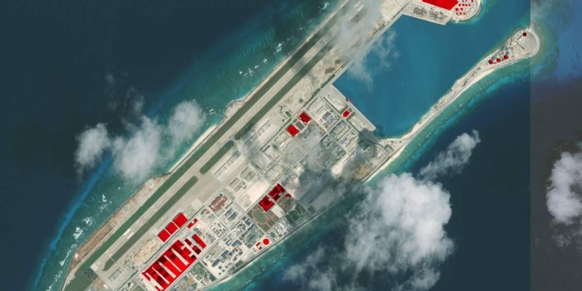 As impressionantes ilhas militares construídas pela China em tempo recorde