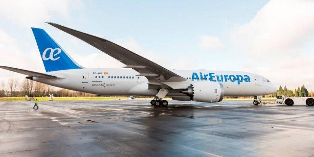 Air Europa multiplica millas a sus clientes