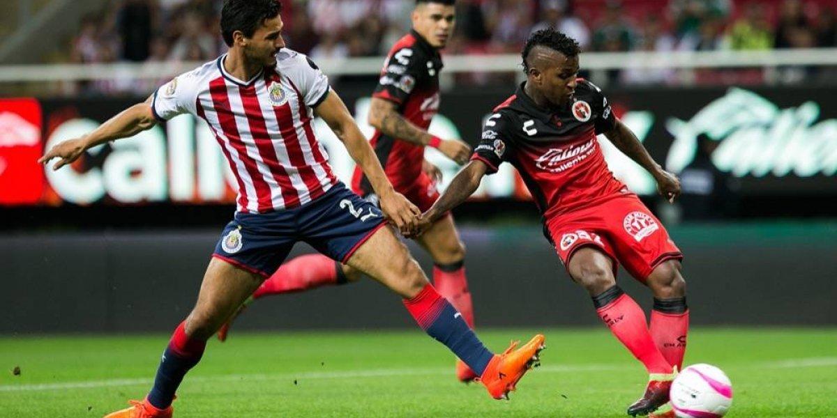 Chivas envió a Oswaldo Alanís con el equipo de Segunda División