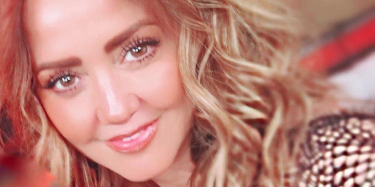 Andrea Legarreta desmiente rumores sobre su divorcio