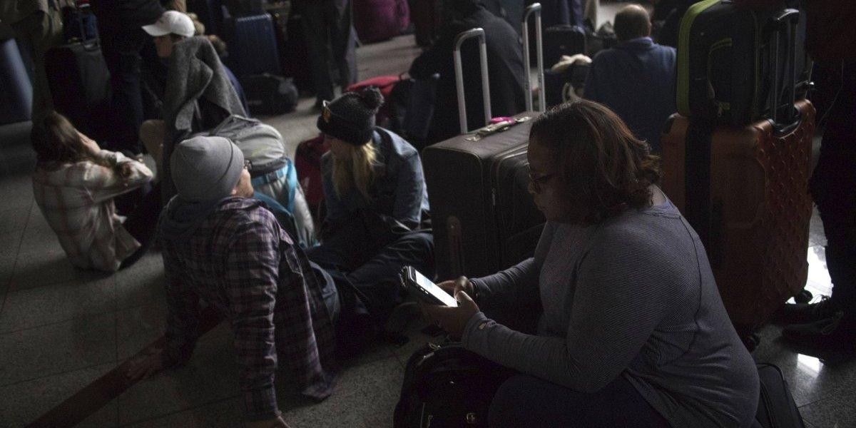 Apagón en aeropuerto de Atlanta provoca atrasos y caos