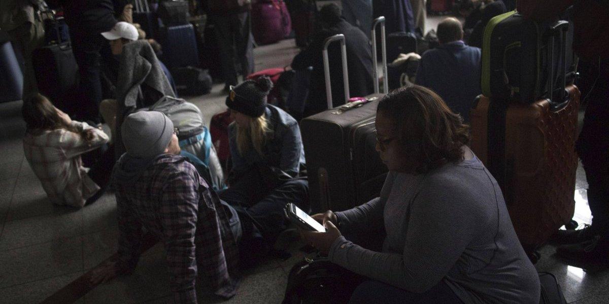Problema en control aéreo impide despegue de vuelos en aeropuerto de Ámsterdam