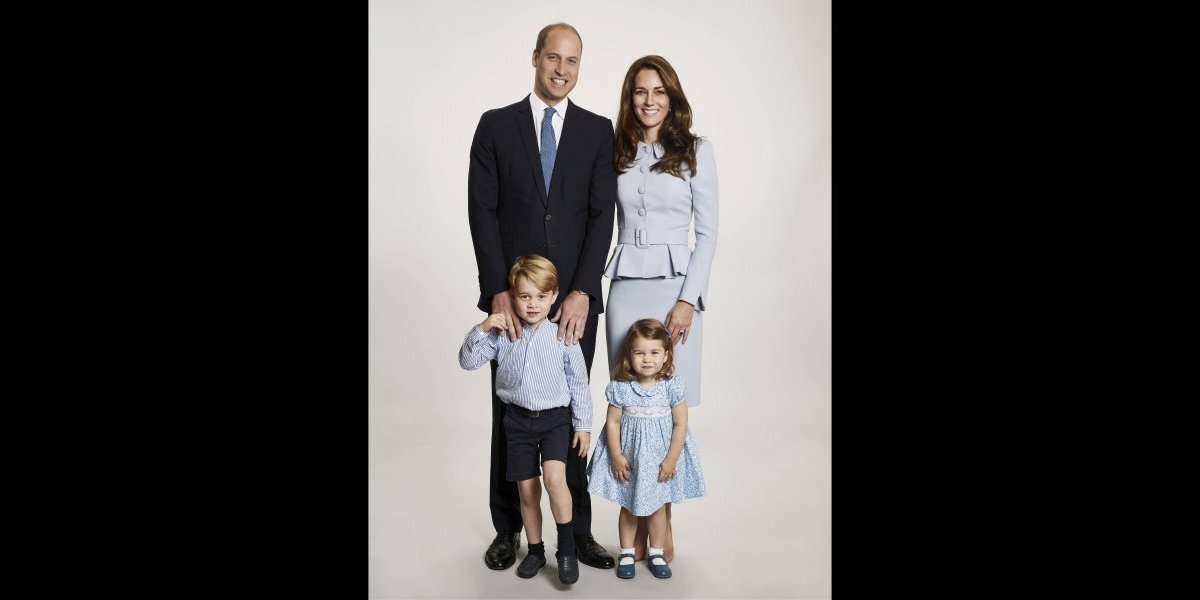 Princesa Carlota comenzará la escuela maternal en enero